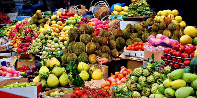 Фрукты Тайланда, Таиланд фрукты, тай фрукты