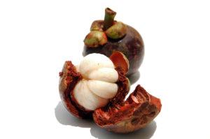 Мангостин, фрукты тайланда