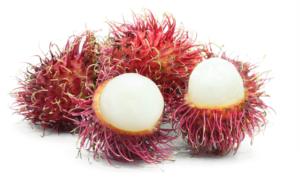 Рамбутан, rambutan, тайский фрукт