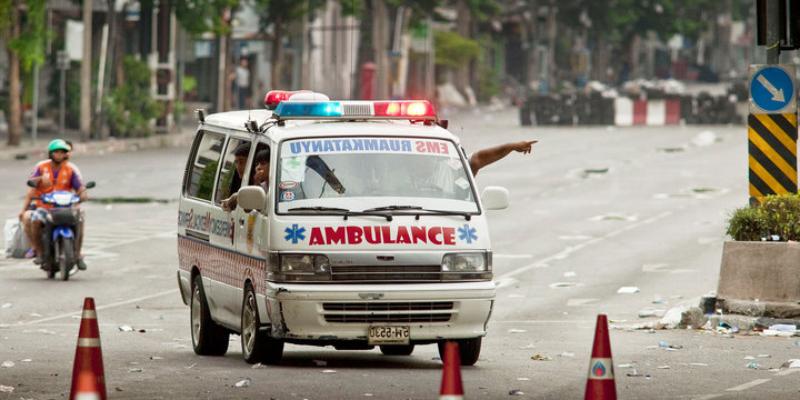 авария тайланд, мопед аварий тай, тайланд страховка