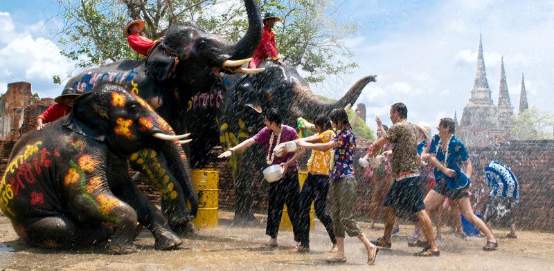 Новый год в Тайланде, какой сейчас год в Тайланде