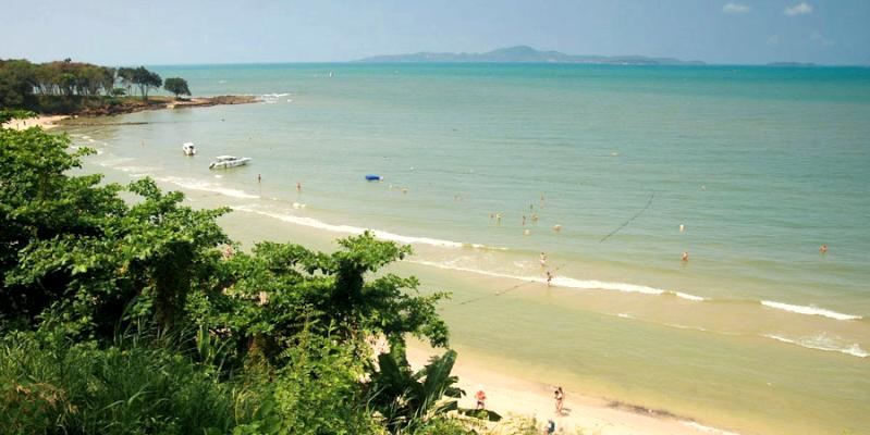Cosy beach Кози бич, пляжи Паттайи