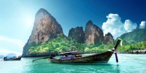 Краби, курорты Тайланда