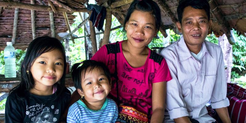 Население Тайланда, кто живет в Тайланде, численность населения Тайланда
