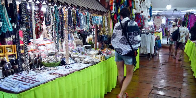 Магазин сувениров деревня морских цыган