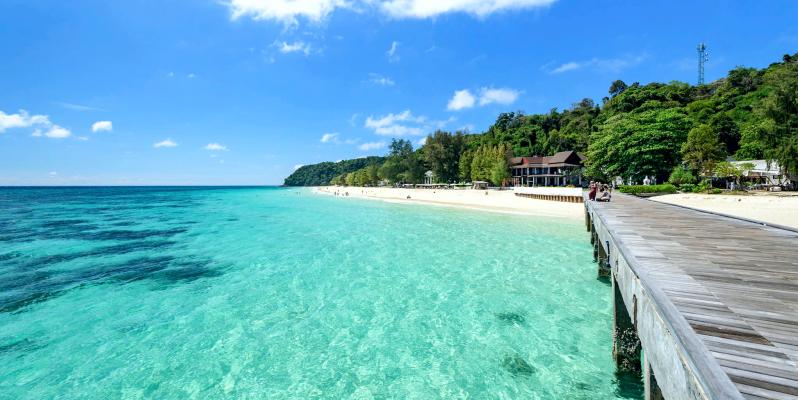 Остров Майтон, Май Тон, Ko Mai Thon, Maiton