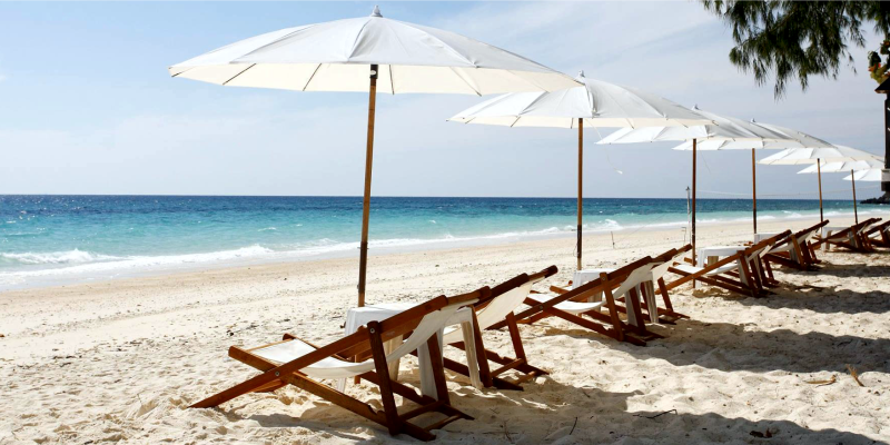 Пляж на острове Майтон, пляжи Майтона около Пхукета