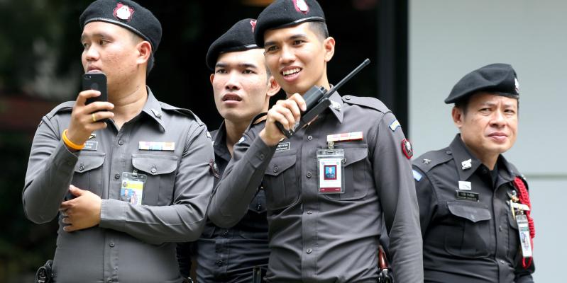 Что нельзя вывозить из Тайланда, запрещенные предметы