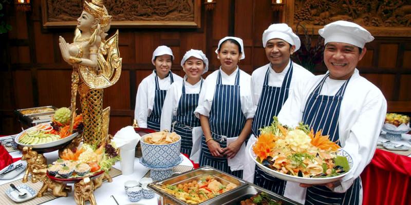 Что едят тайцы, еда тайцев