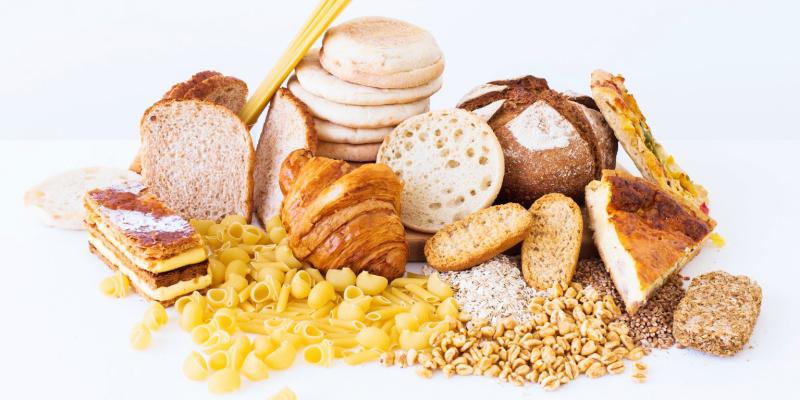 Глютен, хлебобулочные изделия