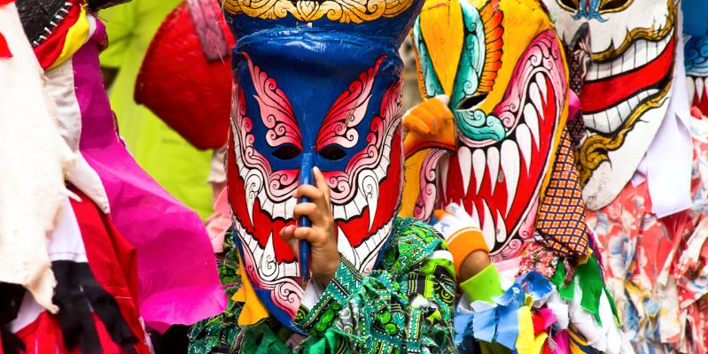 Пи Та Кон фестиваль Тайланд, фестивали в Таиланде