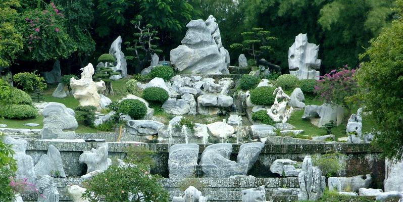 Парк миллионолетних камней Паттайя, the million years stone park & pattaya crocodile farm, парк камней Паттайя, сад камней Таиланд, сад камней миллионолетних Паттайя