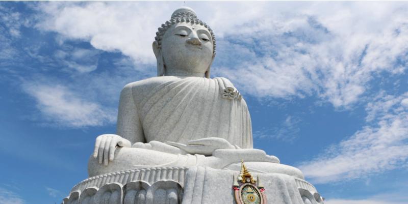 Пхукет, Phuket, Thailand, Таиланд, big Budda, Большой Будда, Buddha