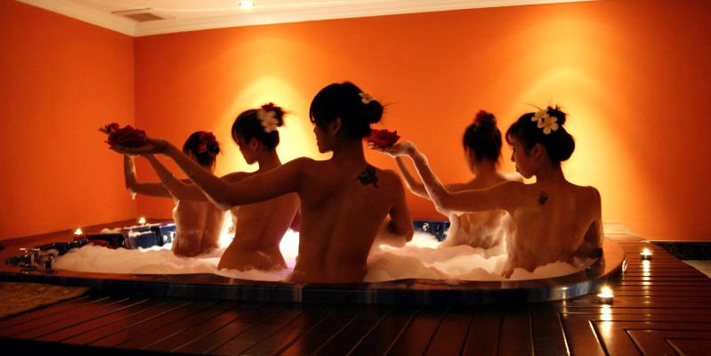 body massage, боди массаж в Тайлнаде, массаж тело по телу
