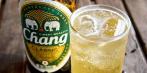 Лед в Тайланде, Пиво со льдом в Таиланде
