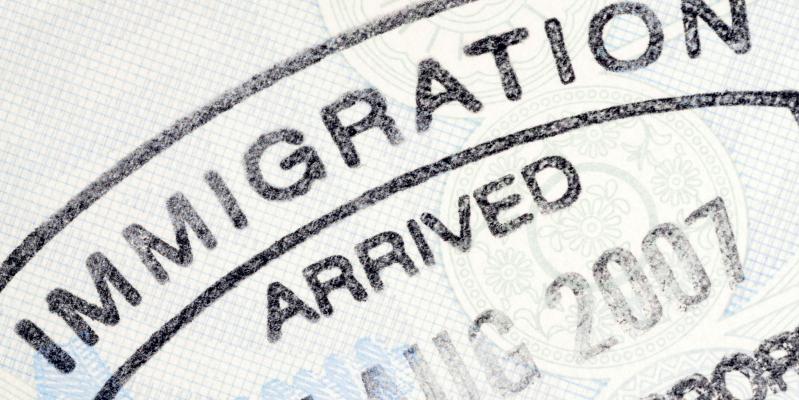 Миграционная карта, карта миграционка тайланд, образец миграционной карты