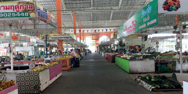 Ratanakorn Market