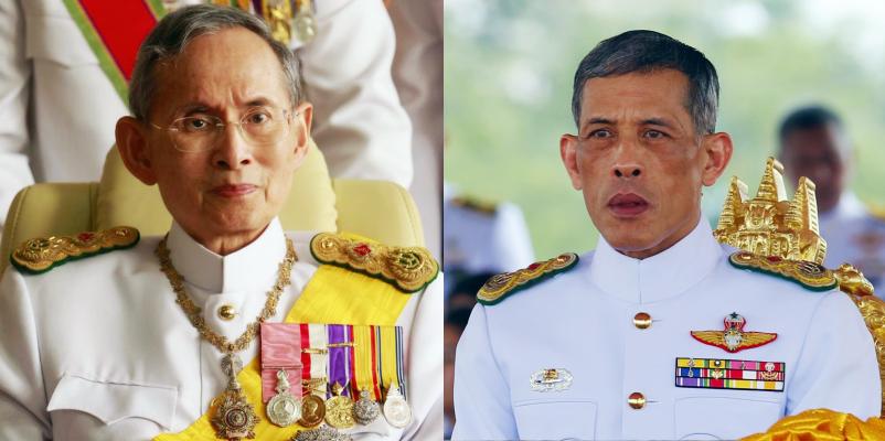 Маха Вачиралонгкорн, Пхумипон Адульядет, новый король Тайланда, король Таиланда