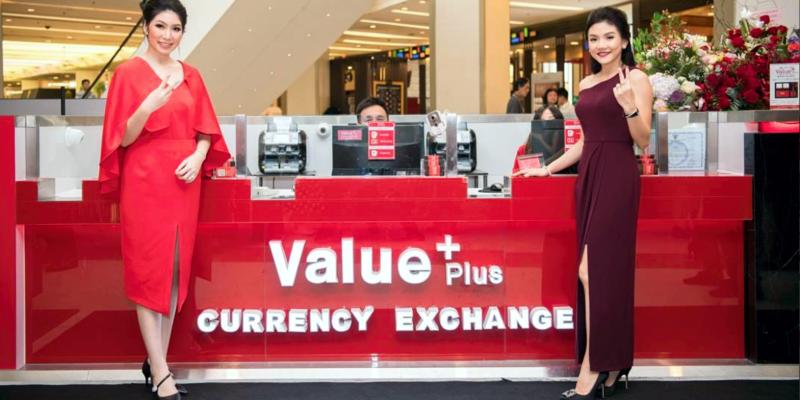 Обменник в Тайланде, обменять деньги в Тайланде