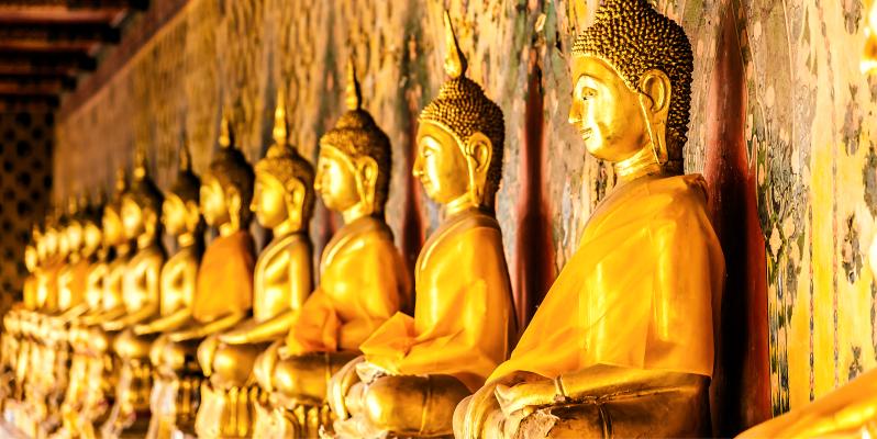 Буддизм в Тайланде, Какая вера в Тайланде