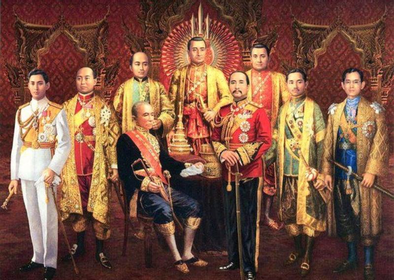 Династия Чакри без нового короля Тайланда Рамы 10