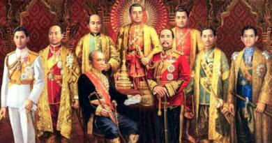 История Тайланда, Династия Чакри без нового короля Тайланда Рамы 10