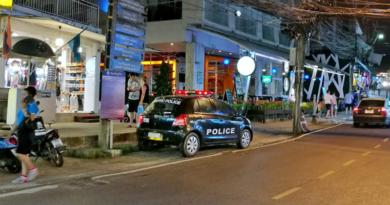 Воровство в Тайланде, кражи в Тайланде, полиция тайланд