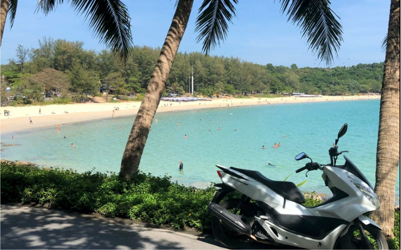 Пляж Най Харн Пхукет Nai Harn Phuket