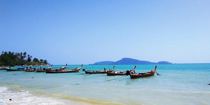 Пляжи Пхукета, пляж Равай Пхукет Таиланд