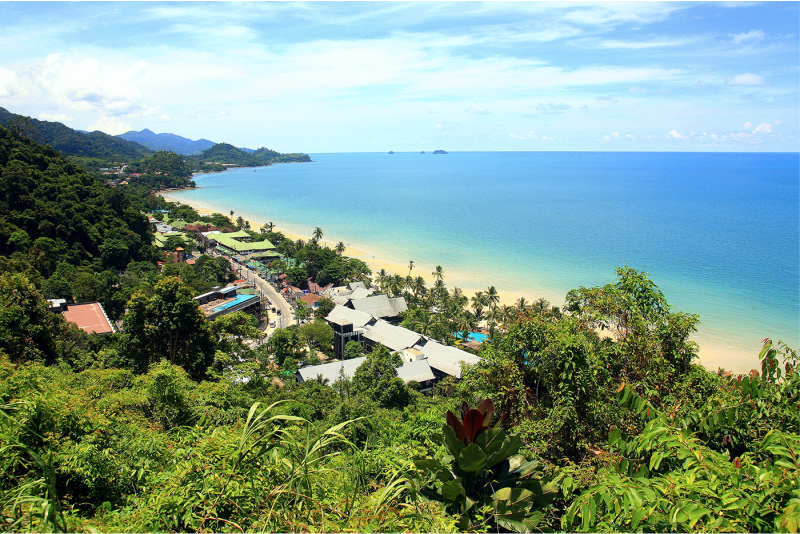 Koh chang, ко чанг, остров чанг таиланд