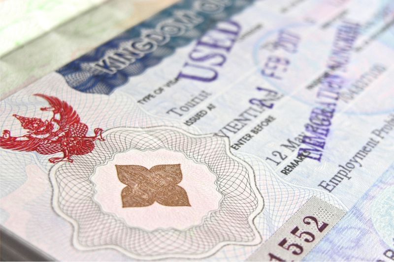 виза в тайланд, визовый центр - получение визы в тайланд