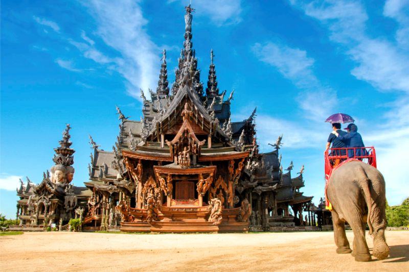 экскурсии в Таиланаде, тайские экскурсии