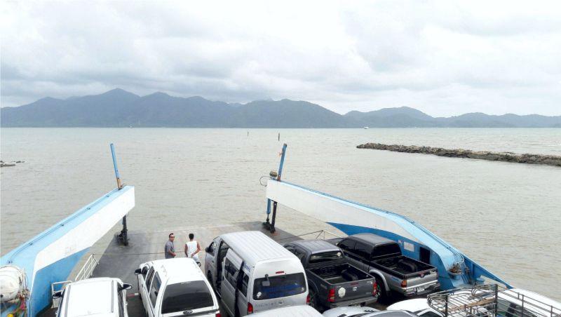 Паром остров Ко Чанг