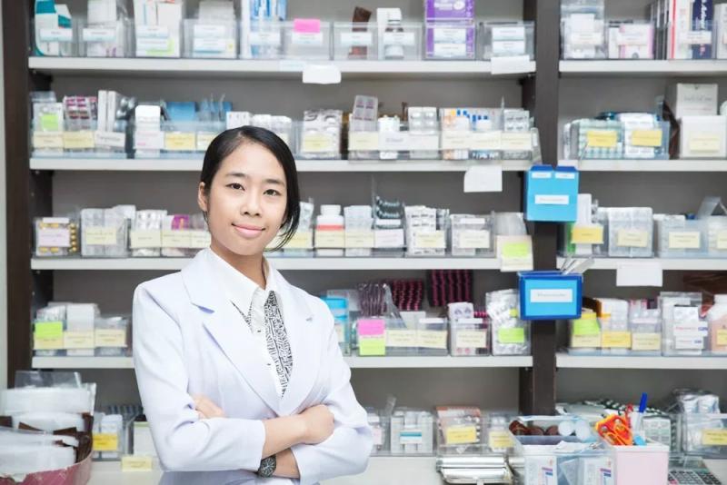 Королевская аптека в Тайланде. аптека короля Таиланд
