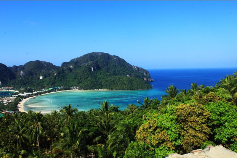 Острова Пхи Пхи Таиланд, Phi Phi Islands